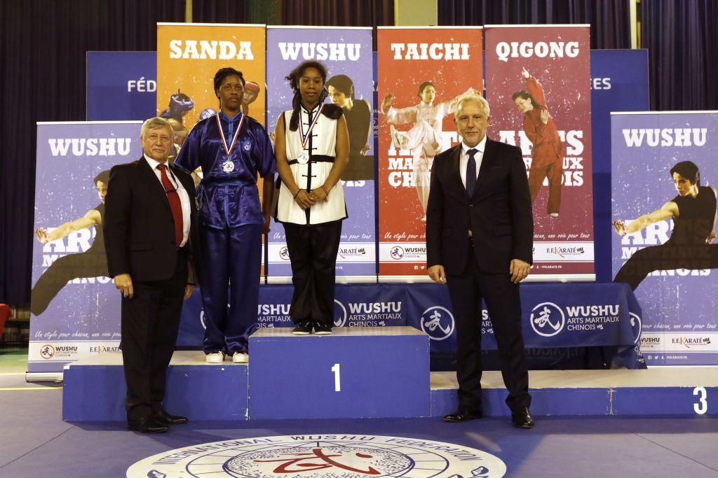 Wushu championnat france2017 53 sarah dacosta
