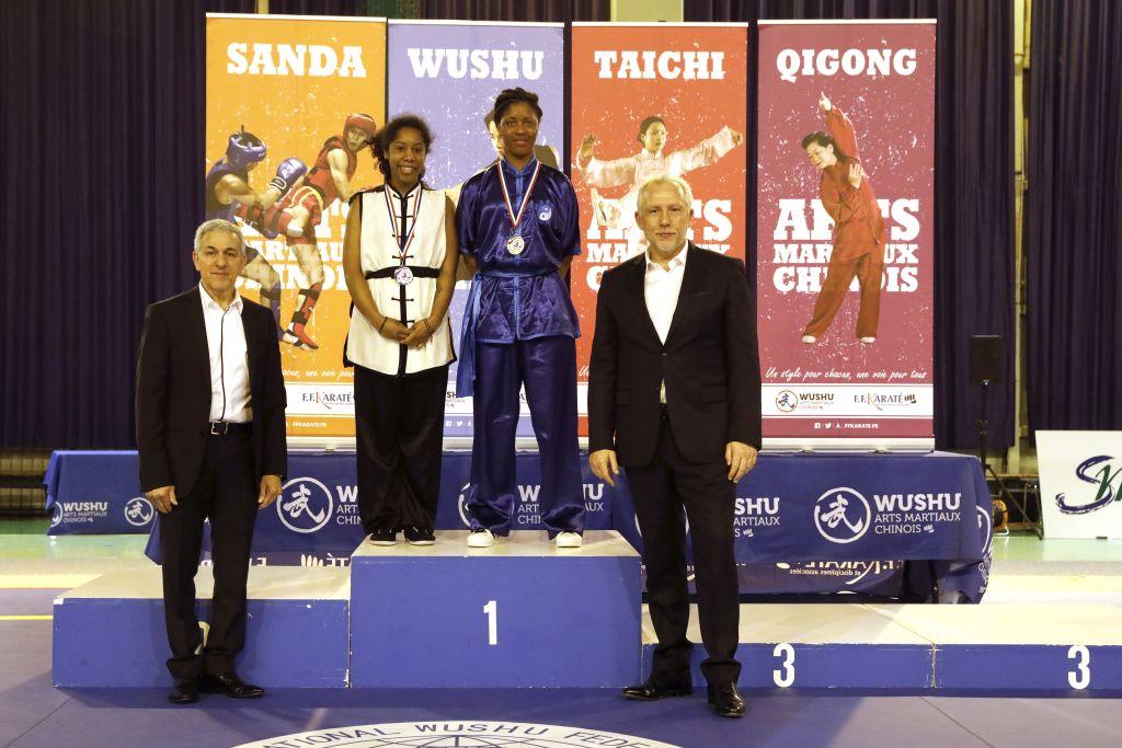 Wushu championnat france2017 67 sarah dacosta